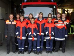 Freiwillige Jugendfeuerwehr Winterhausen